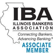 IBA Illinois Bankers Logo