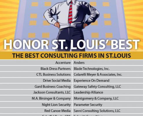 "Scheffel Boyle Named a ""Best Consulting Firm"" - Scheffel Boyle"